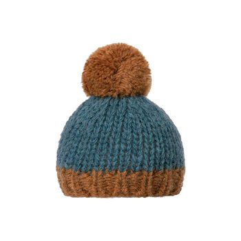 best-friends-knitted-hat-petrol-brown
